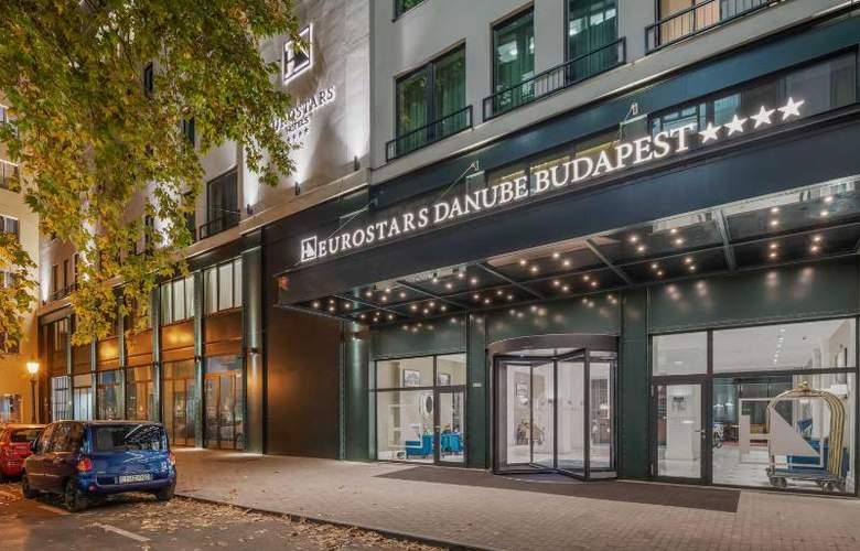 Eurostars Danube Budapest - Hotel - 0