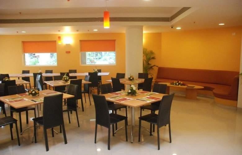 Ginger Mumbai - Restaurant - 8