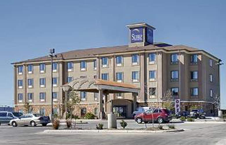 Sleep Inn & Suites near Seaworld - Hotel - 0