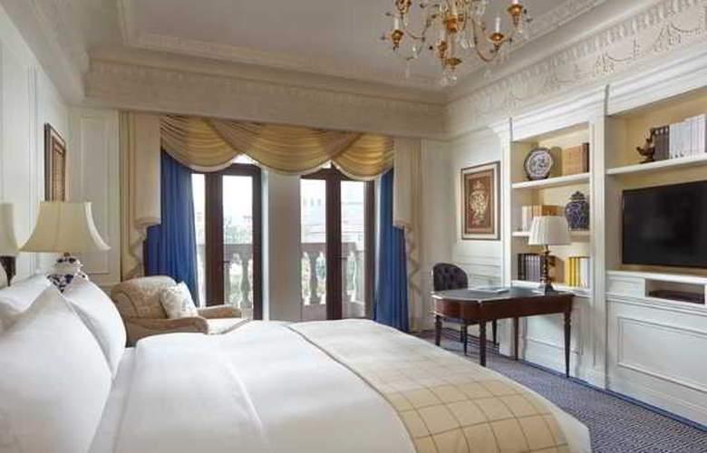 The Ritz Carlton Tianjin - Room - 8