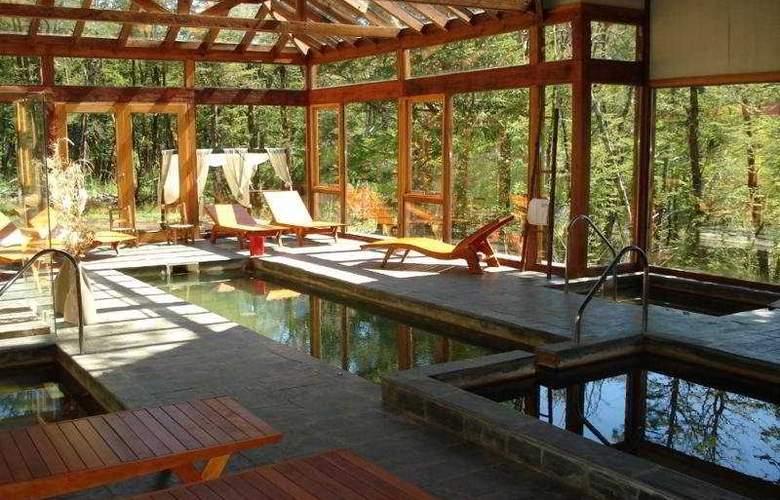 Lahuen-co Eco Lodge & Spa Termal - Pool - 4