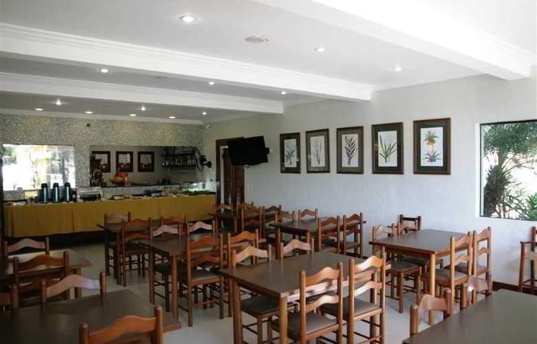 Pousada Aguas Claras - Restaurant - 4