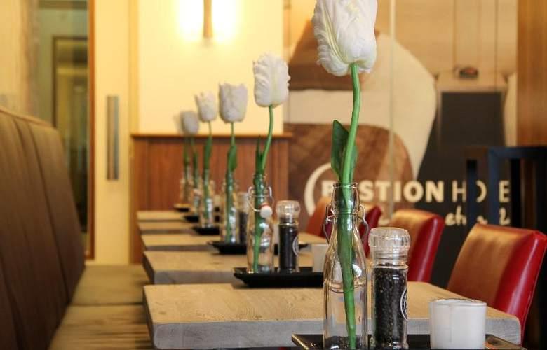 Bastion Hotel Haarlem / Velsen - Restaurant - 16