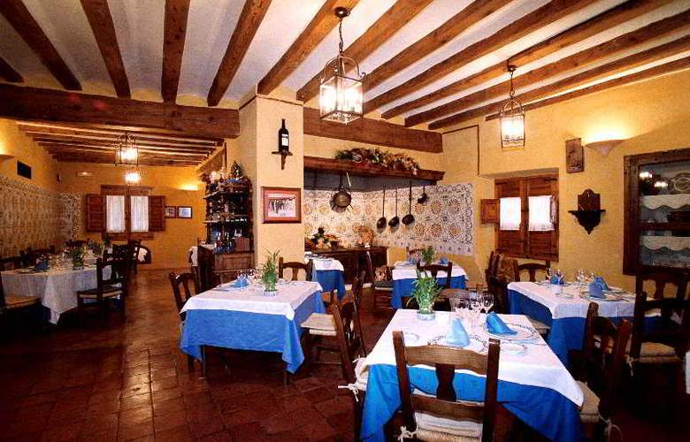 Hospederia Meson De La Dolores - Restaurant - 8
