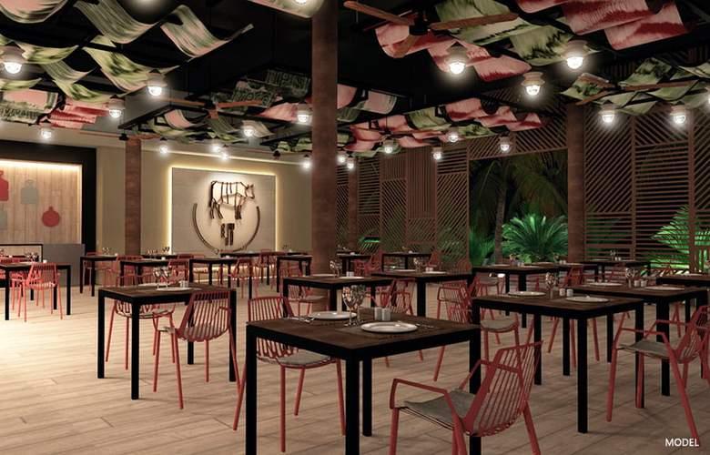 Riu Atoll - Restaurant - 11
