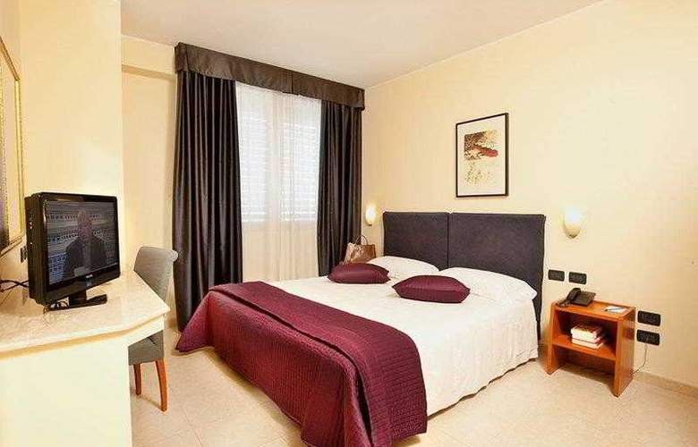 Best Western Blu Hotel Roma - Room - 59