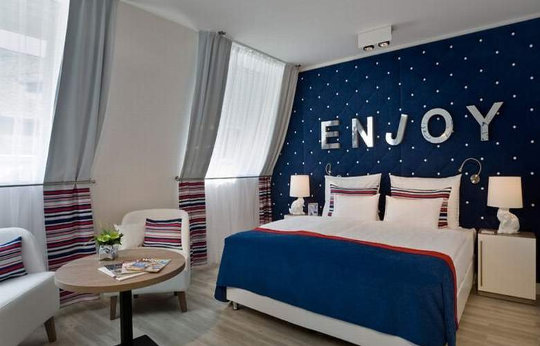 Estilo Fashion Hotel Budapest - Room - 1