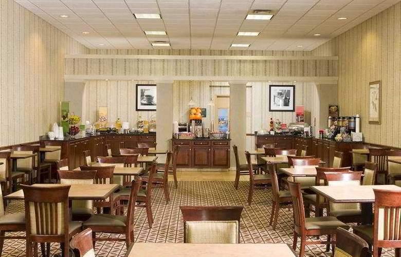 Hampton Inn Center City - Restaurant - 7