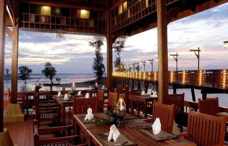 The Hotspring Beach Resort & Spa - Restaurant - 10