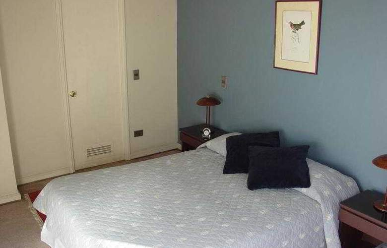 Aconcagua Las Condes Apart Hotel - Room - 9