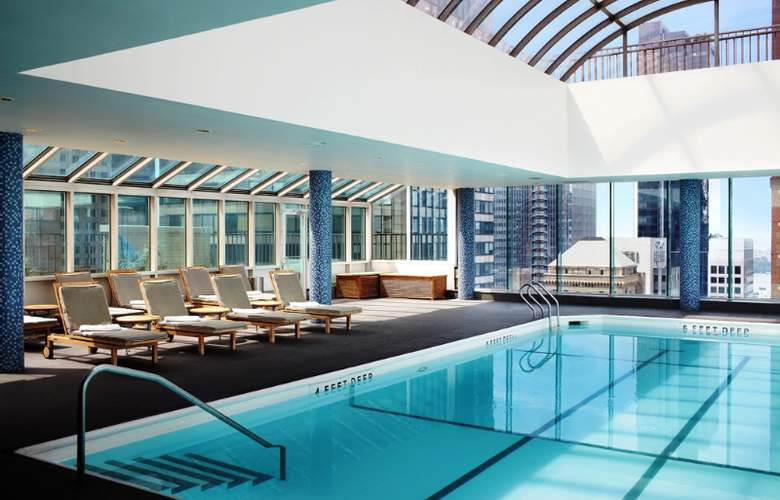 Le Parker New York - Pool - 10