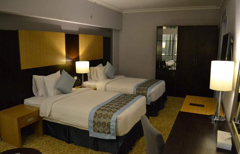 Tolip El Galaa Cairo - Room - 7