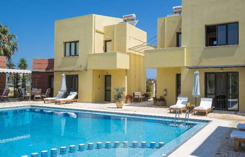 Dafnis Villas - Pool - 18