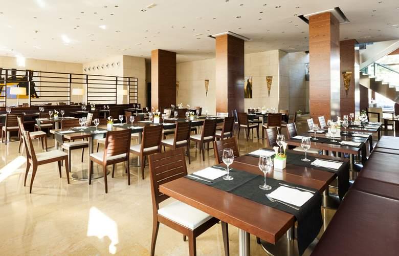 Ilunion Valencia - Restaurant - 4