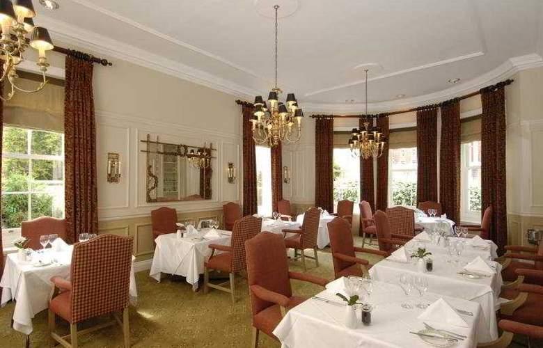 The Richmond Gate Hotel - Restaurant - 5