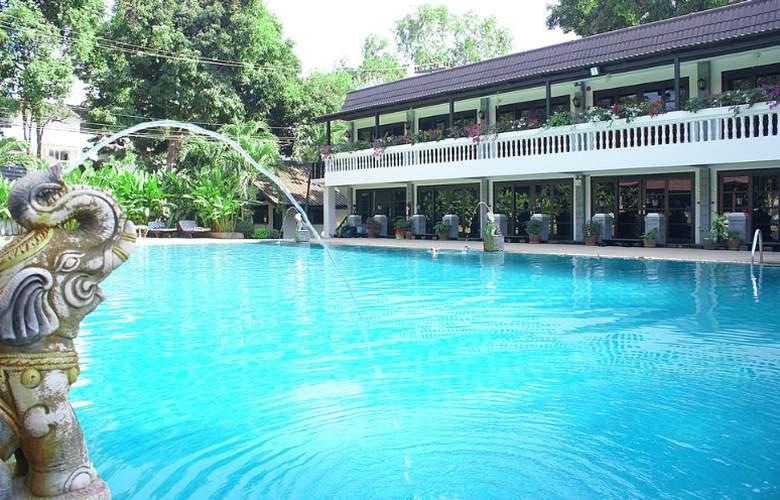 Royal Orchid Resort Pattaya - Pool - 2