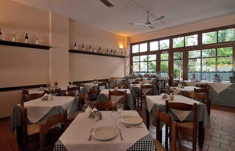 Blue Island Hotel - Restaurant - 12