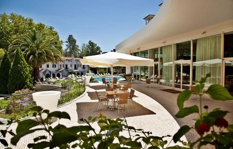 Hotel dos Templarios - Terrace - 7