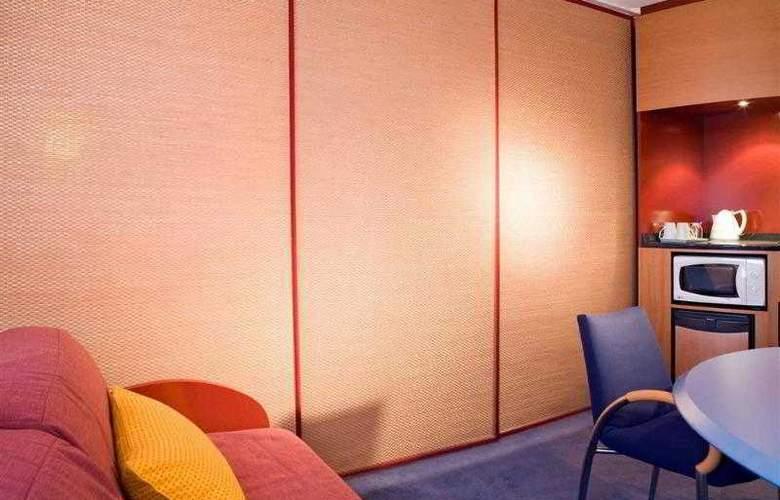 Suite Novotel Clermont Ferrand Polydome - Hotel - 11
