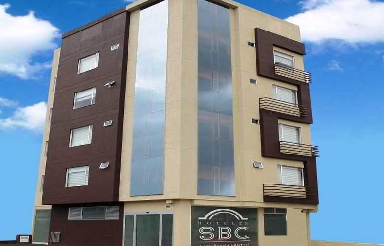 Hotel Suite Bogota Colonial - Hotel - 4