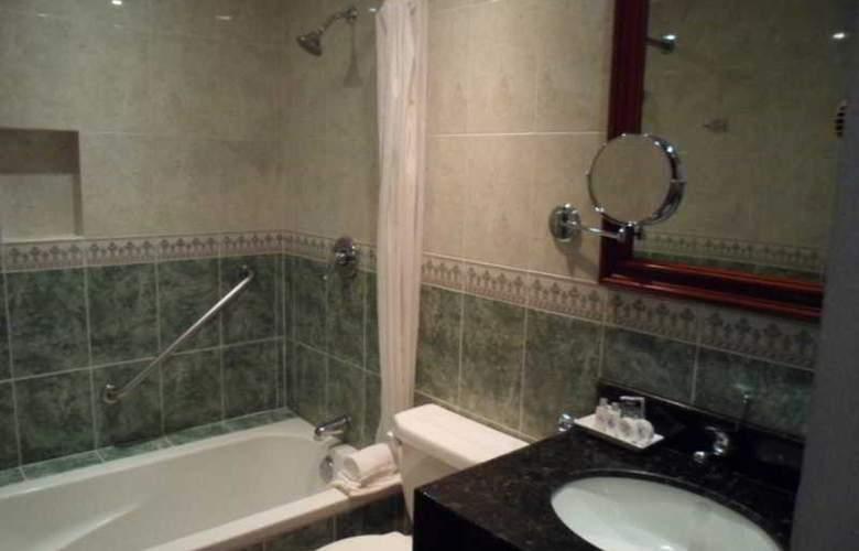 Plaza Campeche - Room - 15