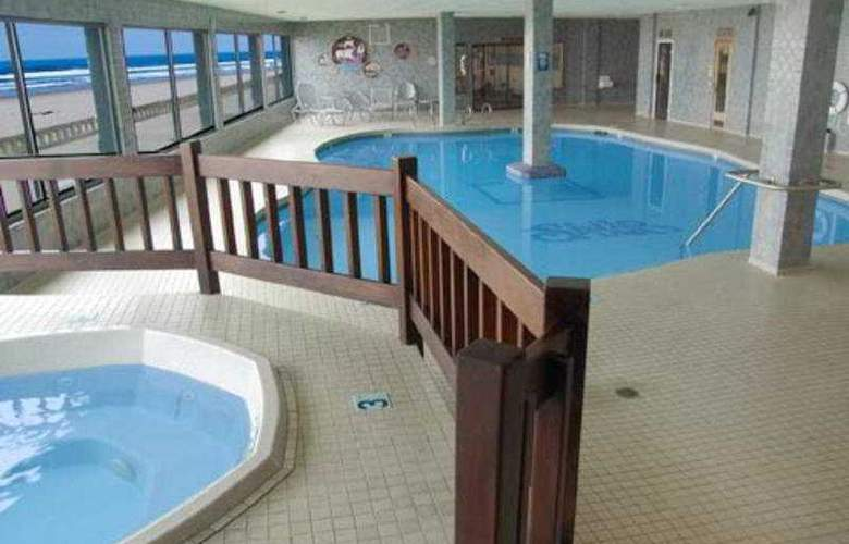 Shilo Inn Suites Oceanside Hotel Seaside - Pool - 4