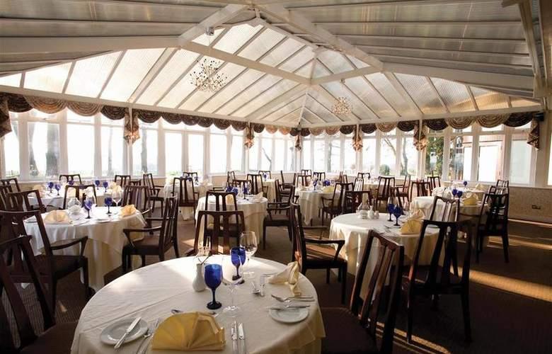 Best Western Dryfesdale - Restaurant - 381