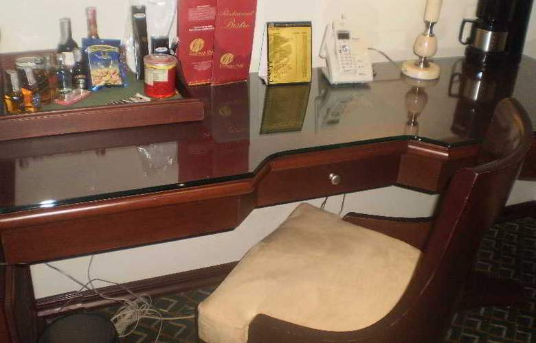 Hotel Embassy Park - Room - 19
