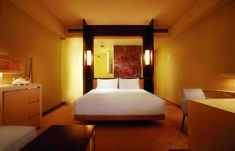 Grand Hyatt Guangzhou - Hotel - 13
