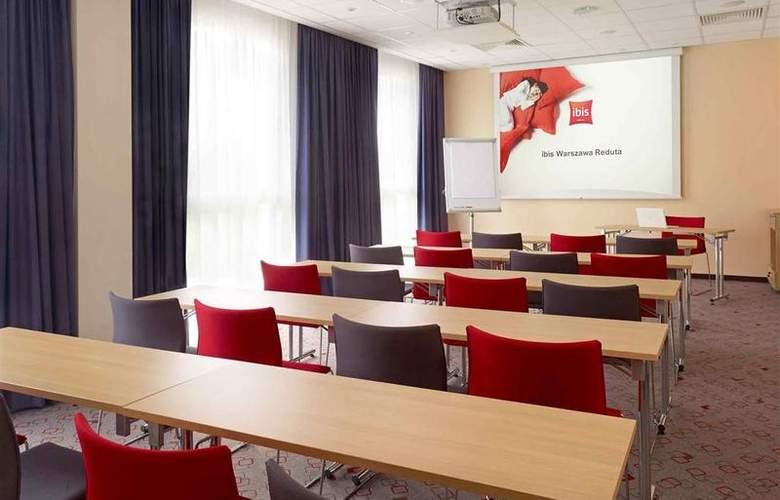 Ibis Warszawa Reduta - Conference - 17