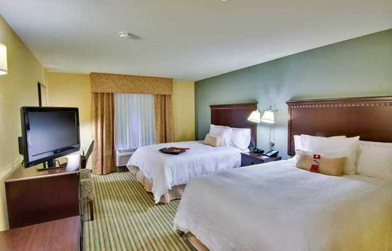 Hampton Inn & Suites National Harbor Alexandria Area - Hotel - 11