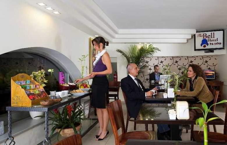 Bell Boutique Hotel Tel Aviv - Restaurant - 2