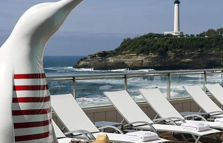 Sofitel Biarritz le Miramar Thalassa Sea & Spa - Hotel - 42