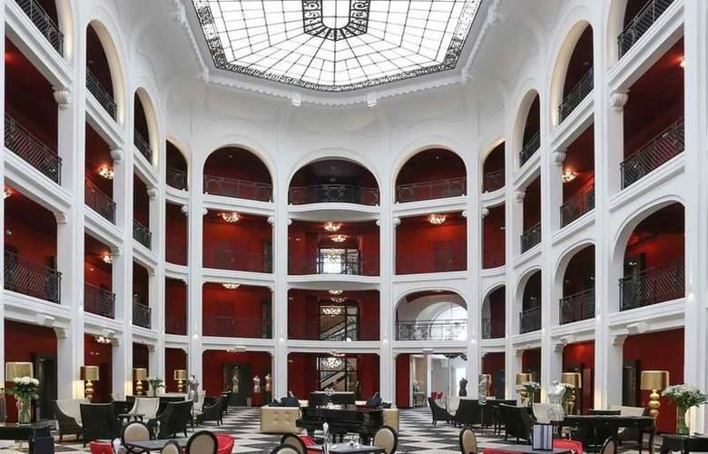 Le Regina Biarritz Hotel & Spa - Hotel - 36