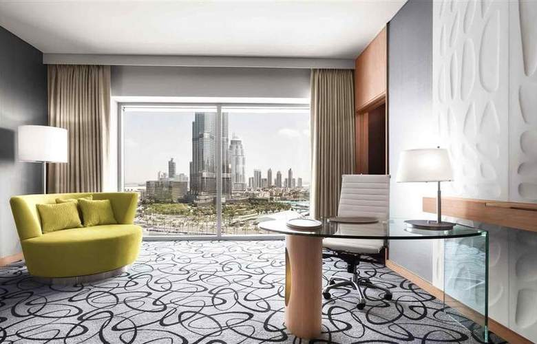 Sofitel Dubai Downtown - Room - 57