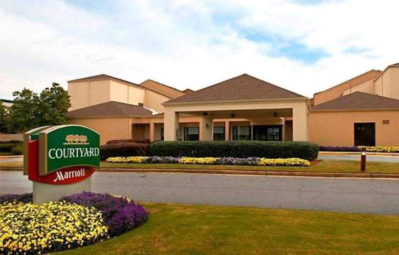 Courtyard by Marriott Atlanta Airport South/ Sulli - Hotel - 0