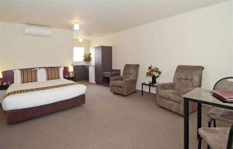 Best Western BK's Pioneer Motor Lodge - Hotel - 16