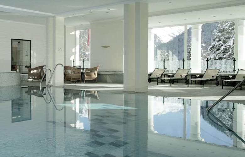 Steigenberger Grandhotel Belvédère Davos - Pool - 21