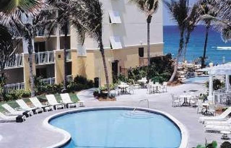 Holiday Inn Pompano Beach-Oceanside - Pool - 4