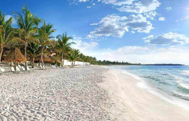Catalonia Royal Tulum Beach & Spa Resort  - Beach - 17