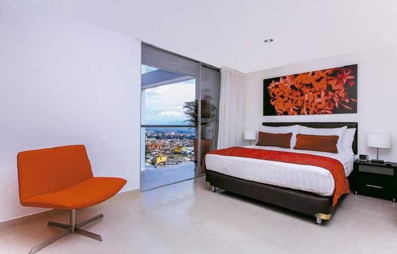 Estelar Apartamentos Bucaramanga - Room - 3