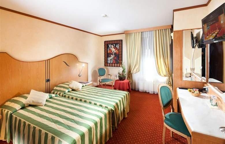 Best Western Strasbourg - Room - 17