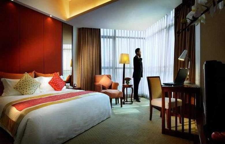 Crowne Plaza Foshan - Room - 8