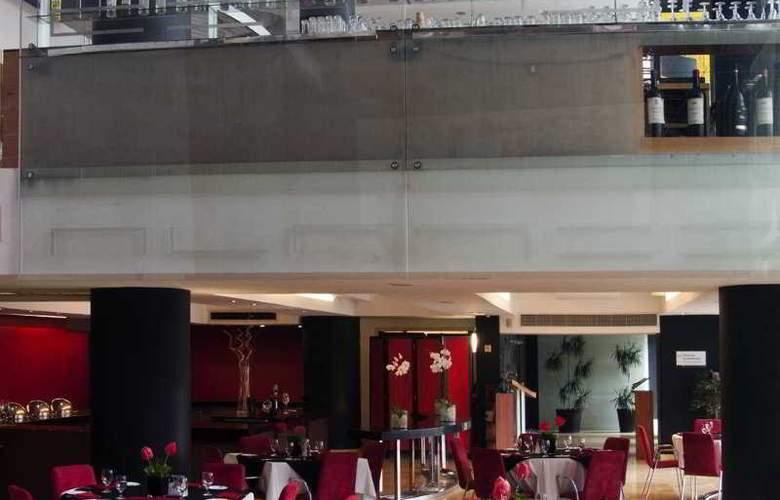 DoubleTree by Hilton Hotel México City Santa Fe - Restaurant - 49