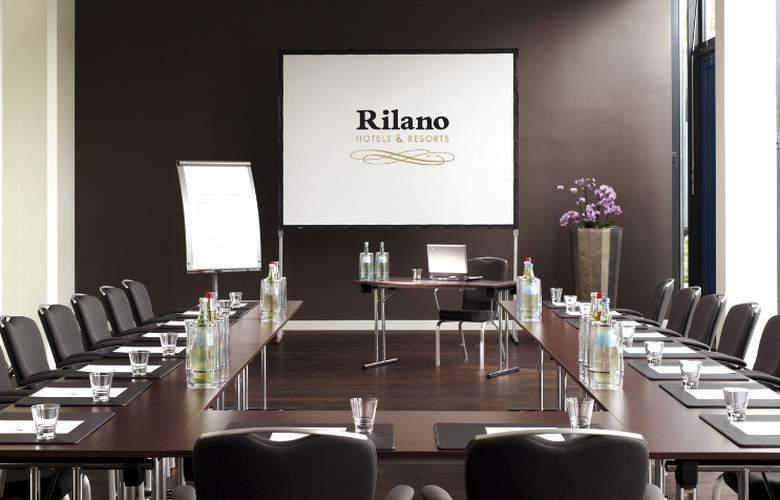 Rilano 24/7 Hotel Muenchen - Conference - 19