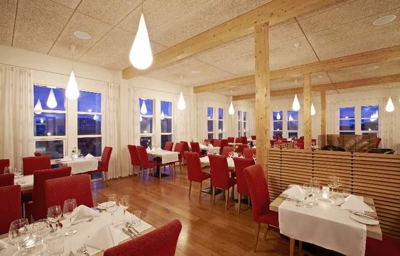 Iceland Hotel Hamar - Restaurant - 13