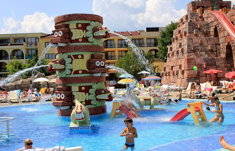 Kuban Resort & Aqua Park - Pool - 9