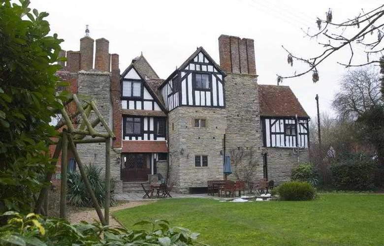 Best Western Salford Hall - Hotel - 27