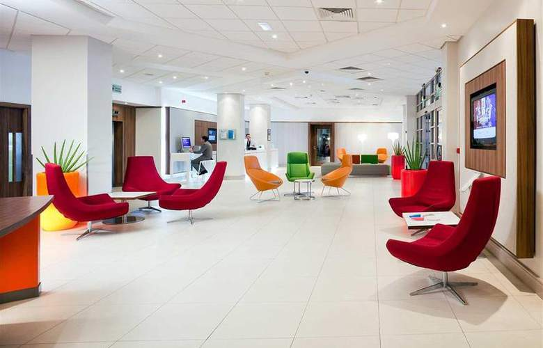 Novotel Southampton - Hotel - 43