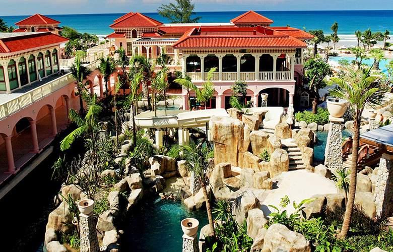 Centara Grand Beach Resort Phuket - Hotel - 13
